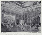 Drawing-Room in the Residence of William C Whitney