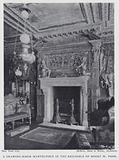 A Drawing-Room Mantelpiece in the Residence of Henry W Poor