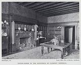 Dining-Room in the Residence of Clement Newbold