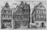 Ancient Timber Houses, Boppard and Hildesheim, Germany