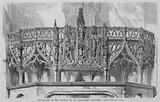 Organ Loft in the Church of St Pantaleon, Cologne