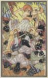 Illustration for The Decameron of Boccaccio