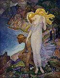 Odyssey: Odysseus and Calypso