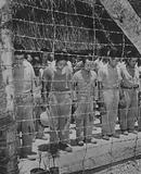 News of Defeat Comes to Jap Prisoners of War, Guam