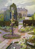 The Rose Garden, Rosneath House