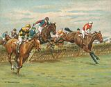 Races Historic and Modern, Hurdle Races