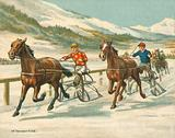 Races Historic and Modern, Trotting Races on Ice