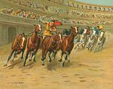 Races Historic and Modern, Roman Chariot Races