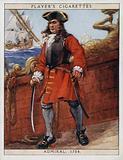 Admiral, 1704