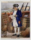 Purser, 1787