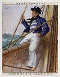 "Seaman of the ""Blazer,"" 1845"