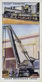 Railway Equipment: Steam breakdown crane, Southern Railway