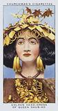 Treasure Trove: Golden head-dress of Queen Shub-Ad