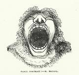 Fancy portrait - M Brunel