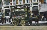 London General Omnibus Company horse bus, early 20th Century