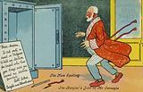 The new spelling: the burglar's joke on Mr Carnegie