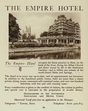 The Empire Hotel, Bath, Somerset