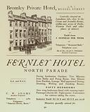 Bromley Private Hotel, Russel Street, Bath, Somerset
