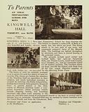 Kingwell Hall preparatory school for boys, Timsbury, near Bath, Somerset