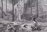 The Revelation (Brunnhilde discovering Sieglinde and Siegmund)