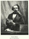 Charles Dickens, English novelist