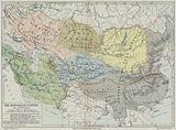 The Mongolian Empire, 12th-15th Century