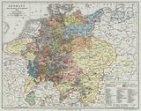 Germany after the Treaty of Westphalia, 1648