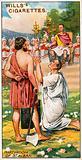 Martyrdom of St Alban, 304 AD