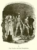 Guy Fawkes and the Conspirators