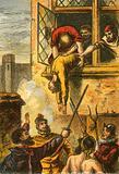 Death of Admiral de Coligny