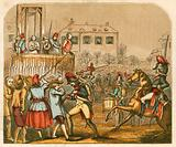 Execution of Louis XVI of France