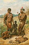Bushman family
