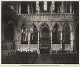 The Chancel Screen, St Augustine's Church, Kilburn