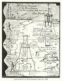 First Drawing of Steam Hammer, 24 November 1839