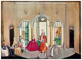 The Beggar's Opera, Scene, A Tavern near Newgate