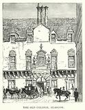 The Old College, Glasgow