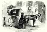 Judith hires a Cab to convey her to Camden Town