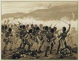 The Grenadier Guards at the Alma, Defeat of the Left Vladimir Column, 20 September 1854