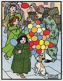 The Balloon-Seller