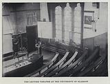 The Lecture Theatre at the University of Glasgow