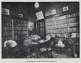 A Corner in Lord Kelvin's Library
