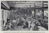 The Erecting Shop of the Heaton Works at Newcastle-on-Tyne, where the Parsons Steam Turbines are built