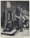 An Edison-Hopkinson Generator in the Power Station