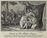 Death of Sir Philip Sidney