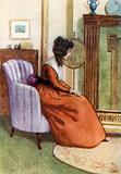 Illustration for Sense and Sensibility by Jane Austen