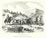 The Pack-Horse Convoy