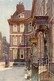 Queen Anne's Gate, Westminster