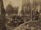 America in World War I: A Signal Corps plant at the front