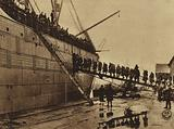 America in World War I: It required 19 months to transport 2,079,880 American troops to Europe but the exodus from …