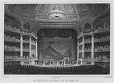 Paris, Academie Royale De Musique